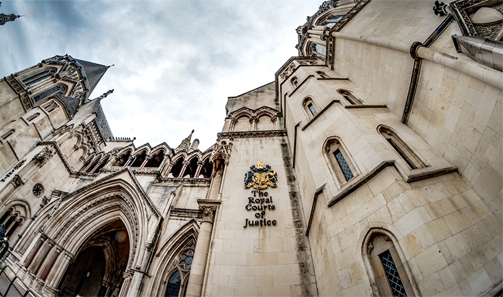 Image result for high court of justice london
